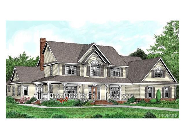 15411 Crowning Brook Lane, Ashland, VA 23005 (#1741394) :: Resh Realty Group