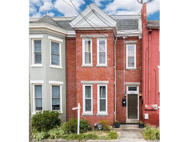 614.5 N 21st Street, Richmond, VA 23223 (MLS #1741481) :: Small & Associates