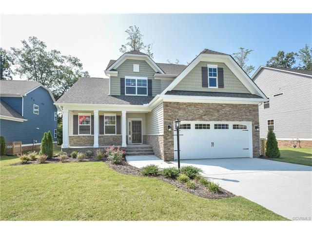 9967 Sunny Oak Drive, Mechanicsville, VA 23116 (#1741492) :: Resh Realty Group