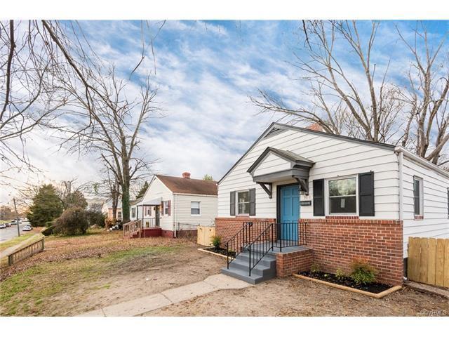 908 N 38th Street, Richmond, VA 23223 (MLS #1741517) :: Small & Associates
