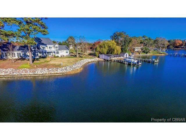 460 Natty Point Lane, Kilmarnock, VA 22482 (MLS #1741559) :: Small & Associates