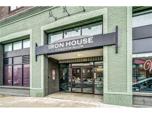 1333 W Broad Street U505, Richmond, VA 23220 (MLS #1741571) :: Small & Associates