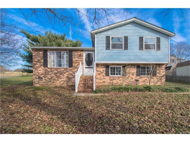 8014 Overlook Drive, Mechanicsville, VA 23111 (#1741643) :: Resh Realty Group