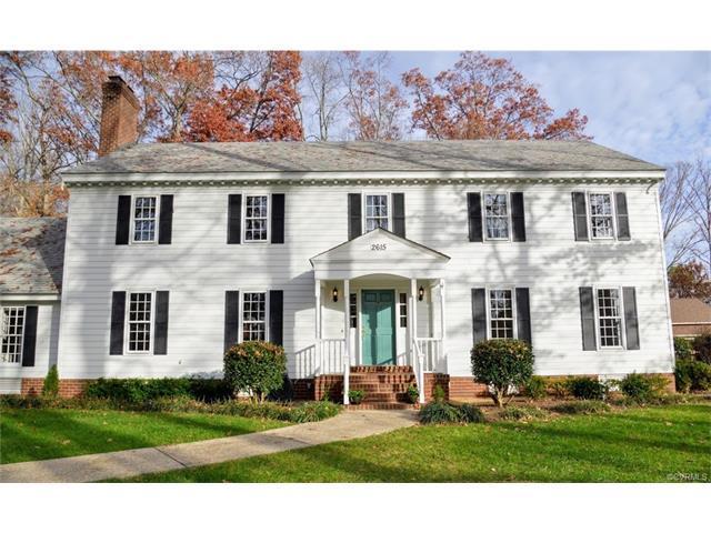 2615 Radstock Road, Midlothian, VA 23113 (MLS #1741655) :: Small & Associates