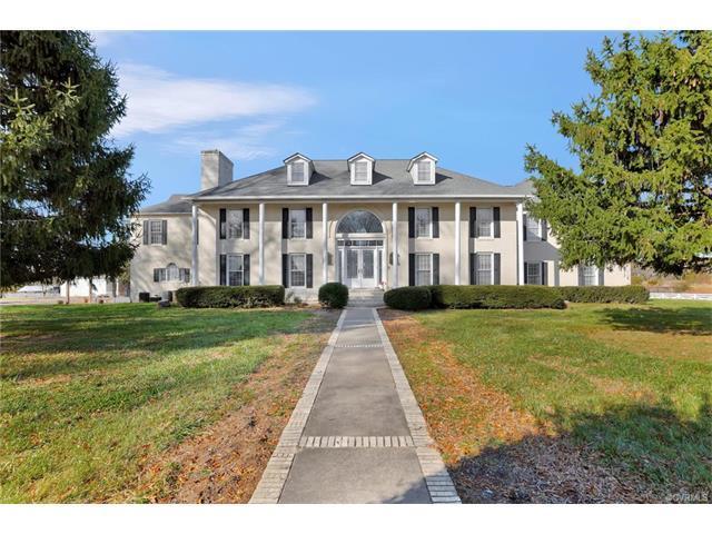 189 Old Buckingham Road, Cumberland, VA 23040 (MLS #1741662) :: Small & Associates