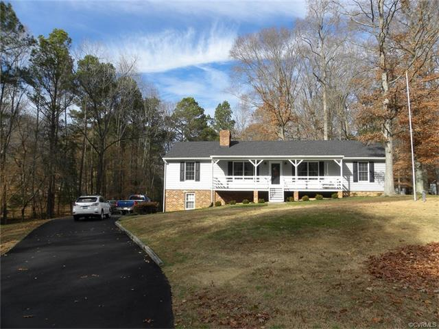 609 Reese Drive, Sandston, VA 23150 (MLS #1741664) :: Small & Associates