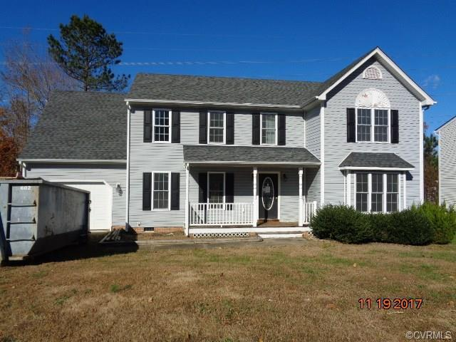 12612 Summerhouse Lane, Midlothian, VA 23112 (MLS #1741680) :: Small & Associates