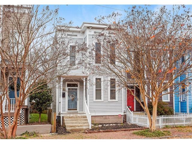 2208 M Street, Richmond, VA 23223 (MLS #1741682) :: Small & Associates