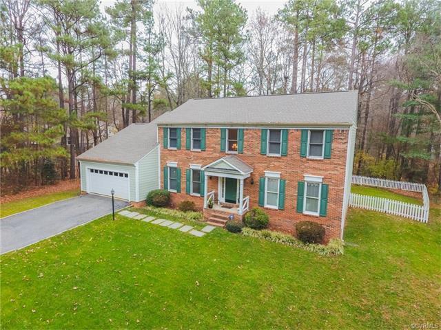 2901 Cove Ridge Road, Midlothian, VA 23112 (MLS #1741800) :: Small & Associates
