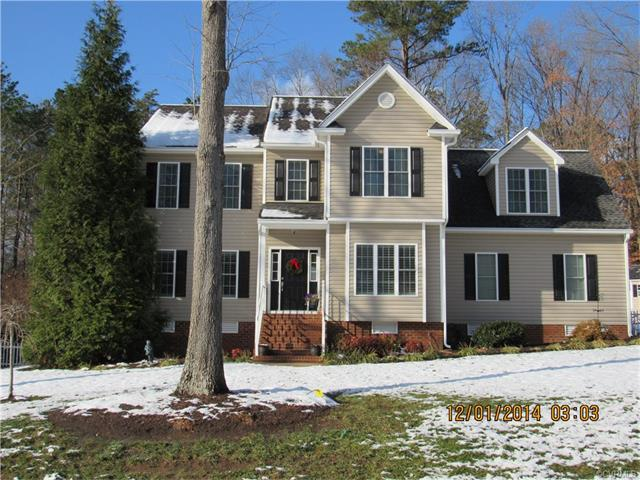 8618 Woodshill Court, North Chesterfield, VA 23235 (#1741816) :: Resh Realty Group