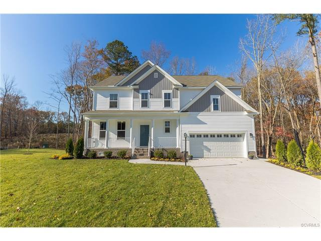 9600 Big Tree Lane, Henrico, VA 23060 (MLS #1741823) :: Small & Associates