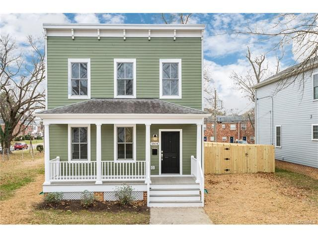 1804 Boston Avenue, Richmond, VA 23224 (MLS #1741834) :: Small & Associates