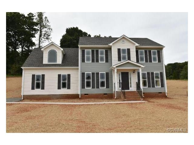 1609 Main Boulevard, Henrico, VA 23059 (MLS #1741841) :: Small & Associates