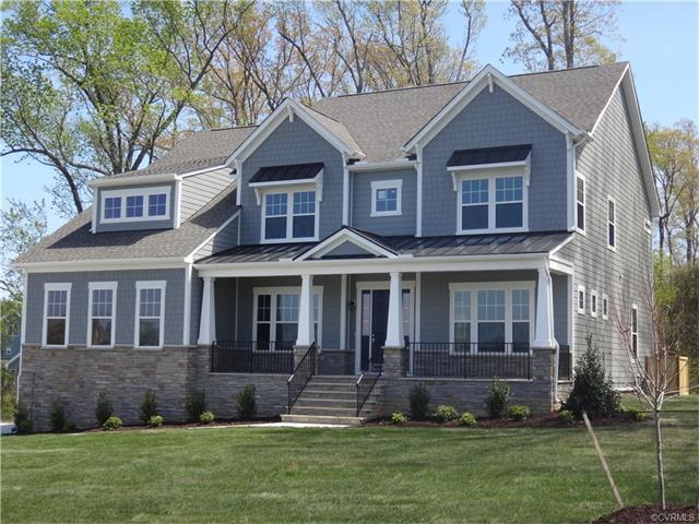 15807 West Millington Drive, Midlothian, VA 23112 (MLS #1741845) :: Small & Associates