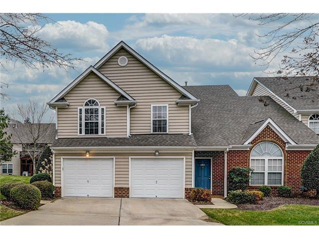 607 Bellerive Court #607, North Chesterfield, VA 23236 (MLS #1741887) :: Small & Associates