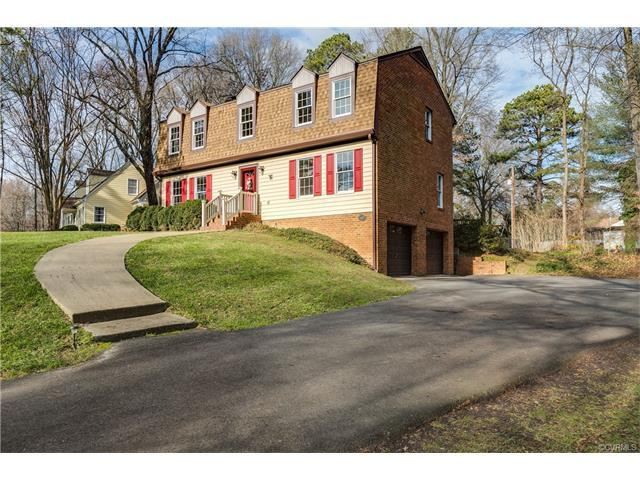 7302 Hill View Drive, Mechanicsville, VA 23111 (#1741983) :: Resh Realty Group