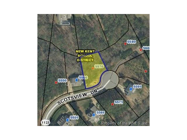 5570 Scotsview Drive, Providence Forge, VA 23140 (MLS #1742008) :: The Ryan Sanford Team