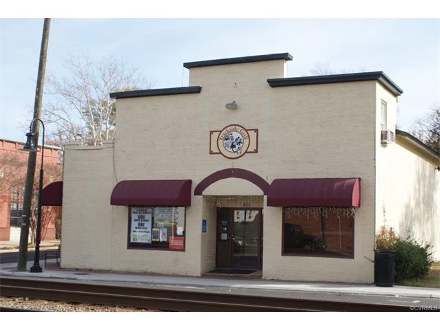 301 S Railroad Avenue, Ashland, VA 23005 (#1742089) :: Resh Realty Group