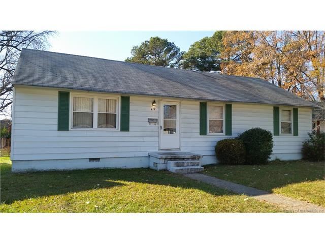 419 Winchester Drive, Hampton, VA 23666 (#1742145) :: Resh Realty Group