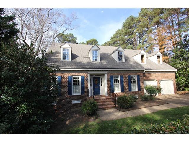 300 Indian Springs Road, Williamsburg, VA 23185 (MLS #1742184) :: Chantel Ray Real Estate