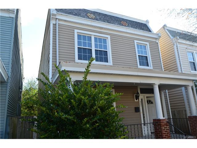 607 N 33rd Street, Richmond, VA 23223 (MLS #1742238) :: Explore Realty Group