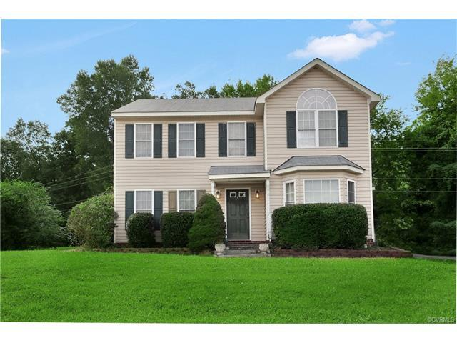 3106 Rolling Oaks Court, Richmond, VA 23234 (#1742303) :: Resh Realty Group