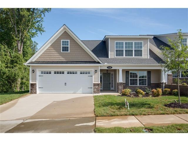 7305 Beechbark Lane U2, Mechanicsville, VA 23111 (MLS #1742333) :: Chantel Ray Real Estate
