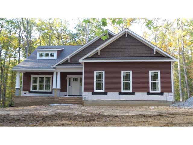 2352 Rock Castle Road, Goochland, VA 23063 (MLS #1742624) :: The RVA Group Realty