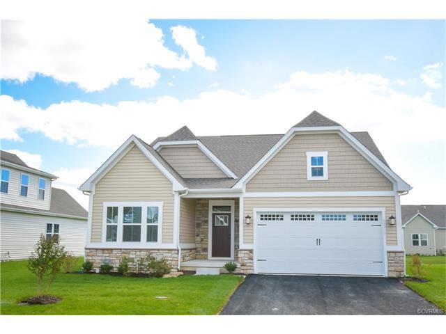 7600 Medallion Court, Chesterfield, VA 23237 (MLS #1742644) :: Chantel Ray Real Estate