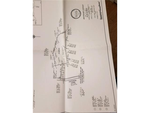 # Davis Mill Road, Goochland, VA 23063 (MLS #1742709) :: The RVA Group Realty