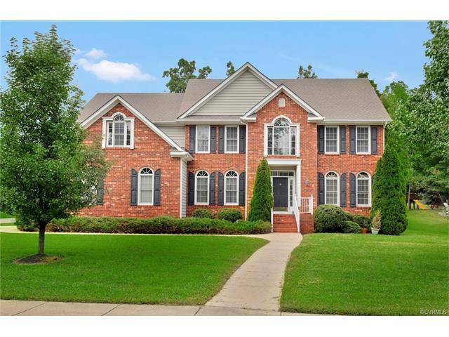 7937 Hampton Glen Terrace, Chesterfield, VA 23832 (#1742749) :: Abbitt Realty Co.