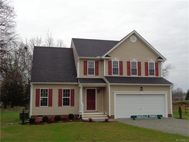 6879 Oakfork Court, New Kent, VA 23124 (MLS #1742766) :: RE/MAX Action Real Estate