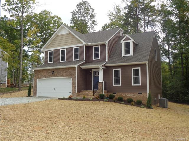 11520 Oakfork Drive, New Kent, VA 23124 (MLS #1742801) :: The Ryan Sanford Team
