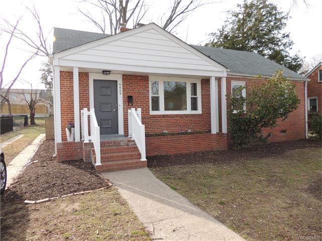 6609 Van Buren Avenue, Richmond, VA 23226 (MLS #1742980) :: EXIT First Realty
