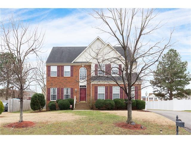 1561 Oakland Chase Parkway, Henrico, VA 23231 (MLS #1743046) :: Small & Associates
