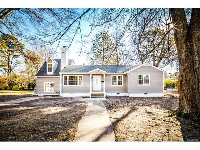 208 Early Avenue, Sandston, VA 23150 (#1743072) :: Abbitt Realty Co.