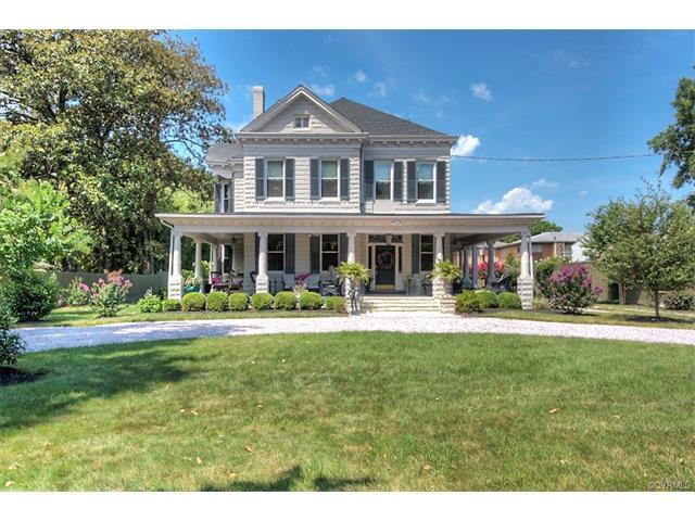 3410 Hawthorne Avenue, Richmond, VA 23222 (MLS #1800019) :: Small & Associates