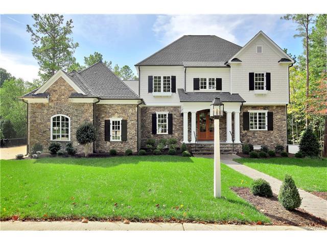 16213 Maple Hall Drive, Midlothian, VA 23113 (#1800026) :: Abbitt Realty Co.