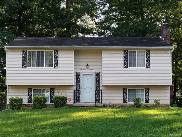 1407 Bull Run Drive, Henrico, VA 23231 (MLS #1800193) :: Small & Associates