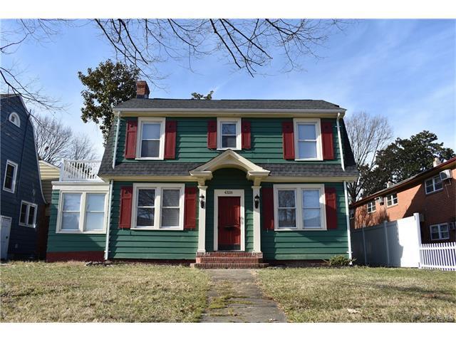 4328 Chamberlayne Avenue, Richmond, VA 23227 (#1800684) :: Abbitt Realty Co.