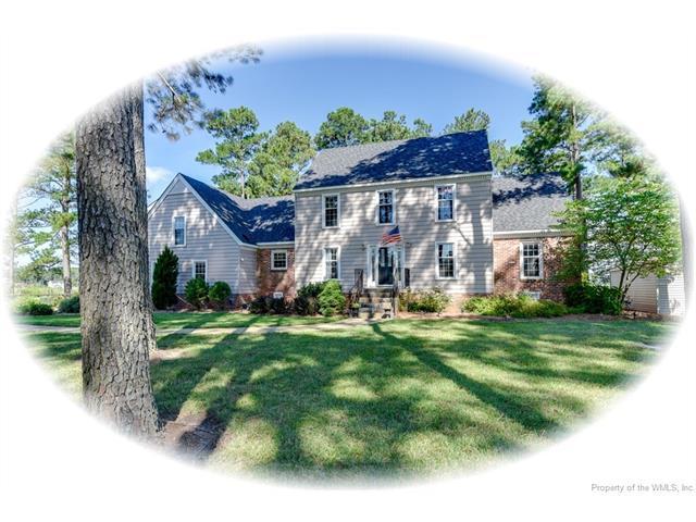 24 Wagner Road, Poquoson, VA 23662 (#1800699) :: Abbitt Realty Co.
