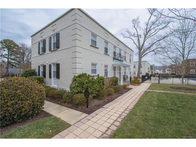 33 W Locke Lane #8, Richmond, VA 23226 (MLS #1800728) :: Small & Associates