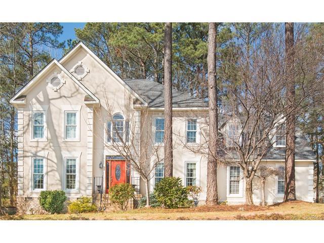 12600 Wilde Lake Drive, Henrico, VA 23233 (MLS #1801052) :: Small & Associates