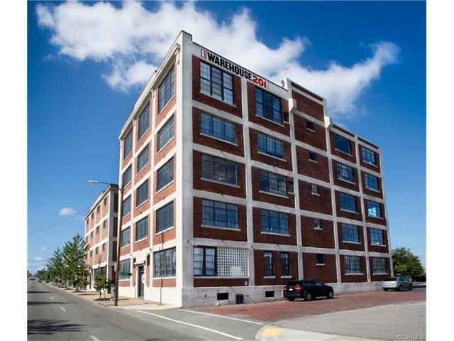 201 Hull Street #51, Richmond, VA 23224 (MLS #1801127) :: Small & Associates