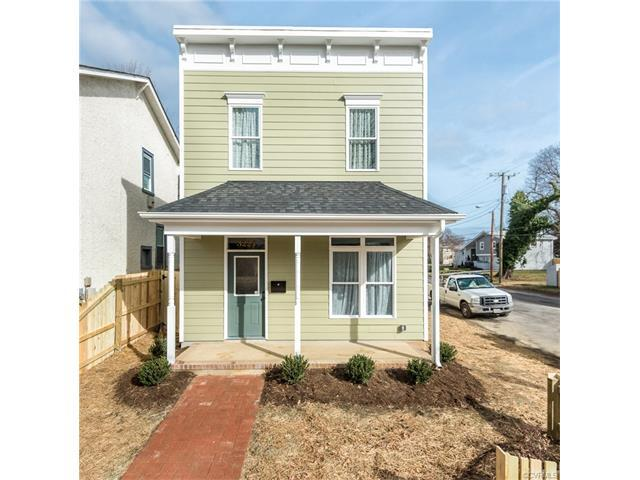 3224 P Street, Richmond, VA 23223 (MLS #1801216) :: The RVA Group Realty