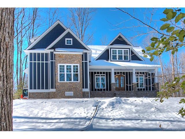 3021 W Maple Grove Lane, Powhatan, VA 23139 (MLS #1801235) :: The RVA Group Realty