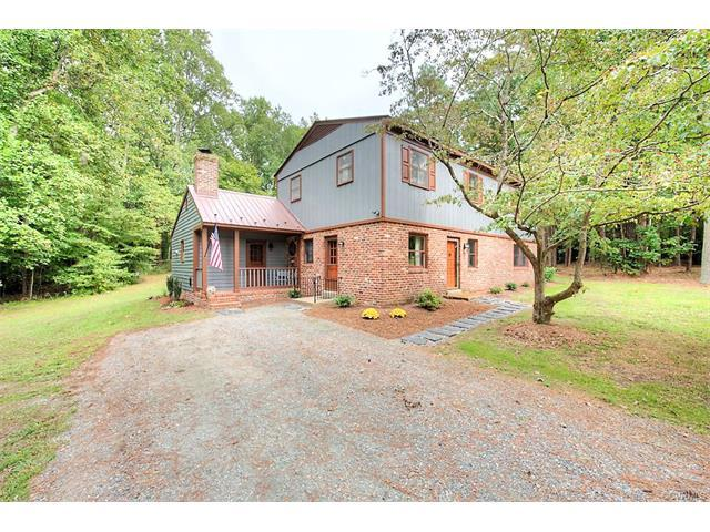 12060 Mount Hermon Road, Hanover, VA 23005 (MLS #1801405) :: The RVA Group Realty