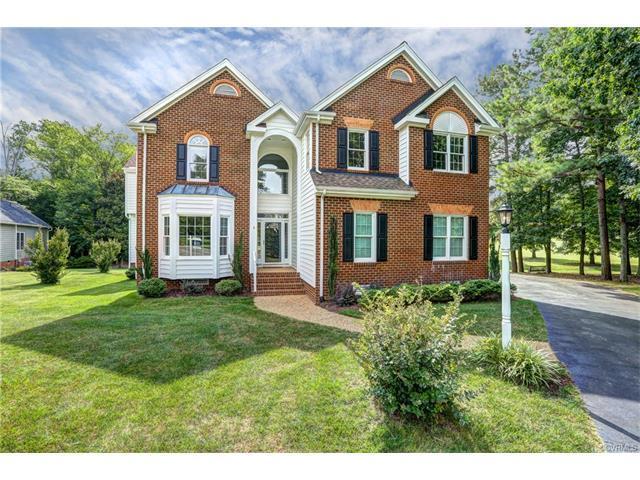5901 New Harvard Place, Glen Allen, VA 23059 (MLS #1801462) :: EXIT First Realty
