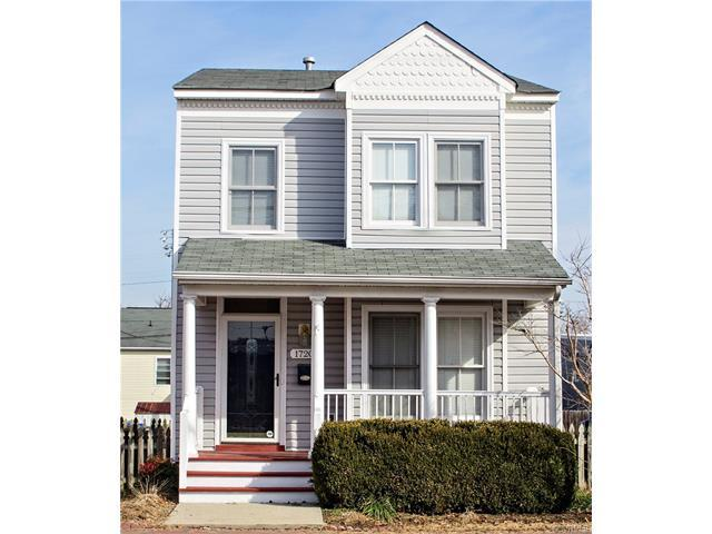 1720 W Leigh Street, Richmond, VA 23220 (MLS #1801506) :: EXIT First Realty