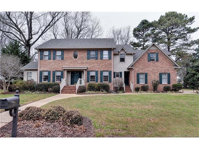 27 Island View Drive, Newport News, VA 23602 (#1801537) :: Abbitt Realty Co.
